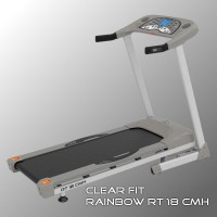 Беговая дорожка Clear Fit Rainbow RT 18 CMH